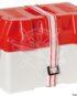 kutija za akumulator crvena